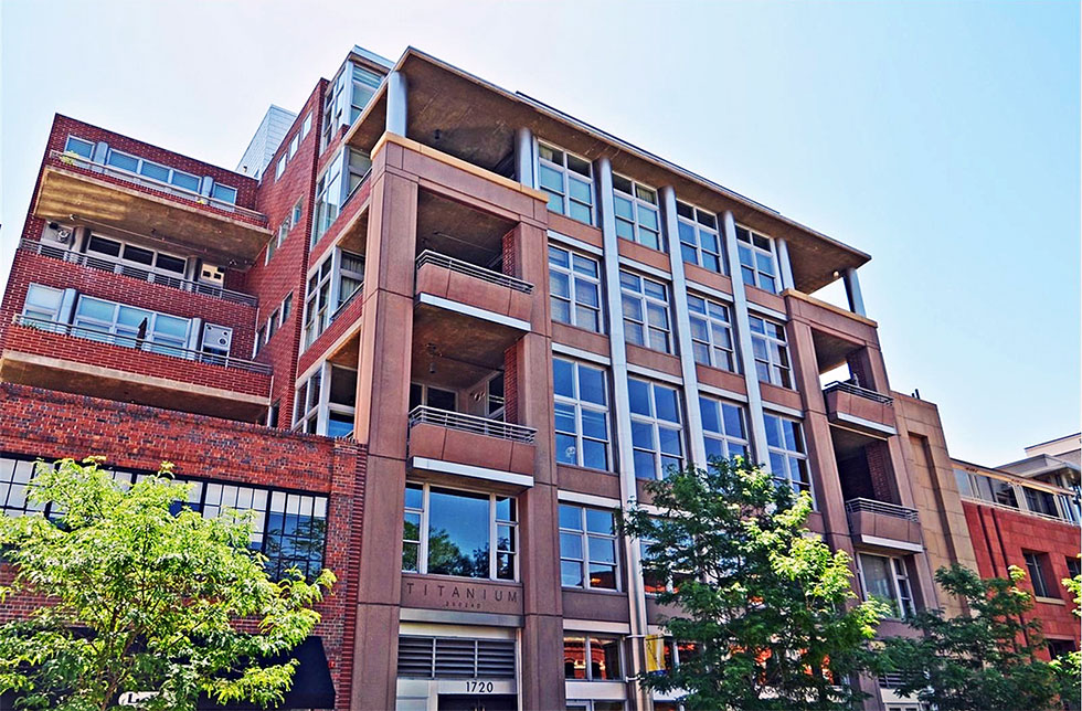 Retail for lease 1720 Wazee Street #1-B, Denver CO