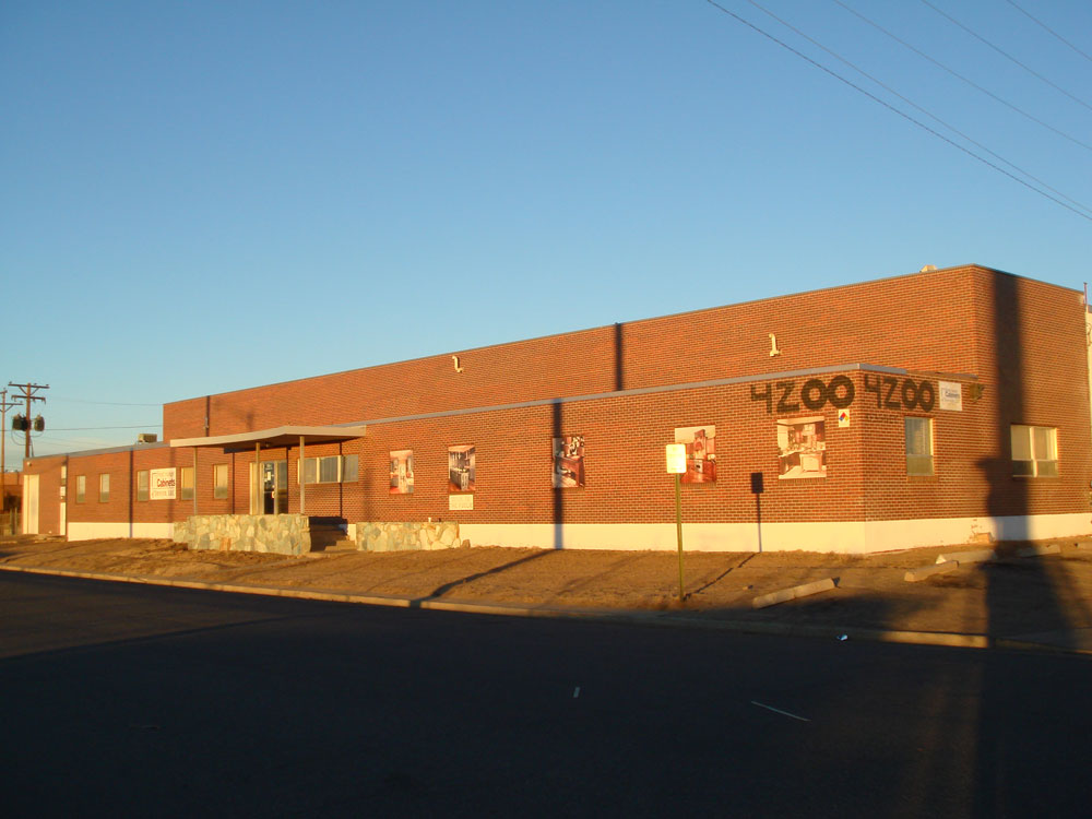 Warehouse for sale – 4240 Kearney St.
